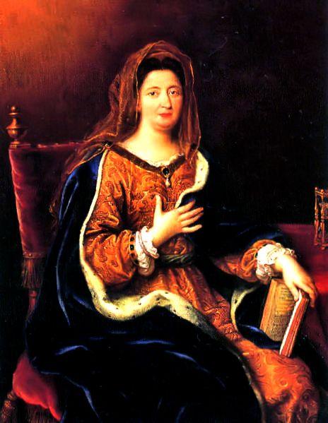 Маркиза де Ментенон: Королева с левой руки. V-b49c10