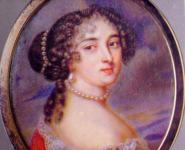 Маркиза де Ментенон: Королева с левой руки. V-b49c11