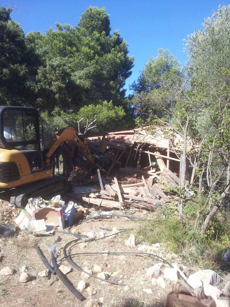 """La """"Maison de Papa"""". Today : nouvelle machine ... eh oui encore une ... 2013-015"""