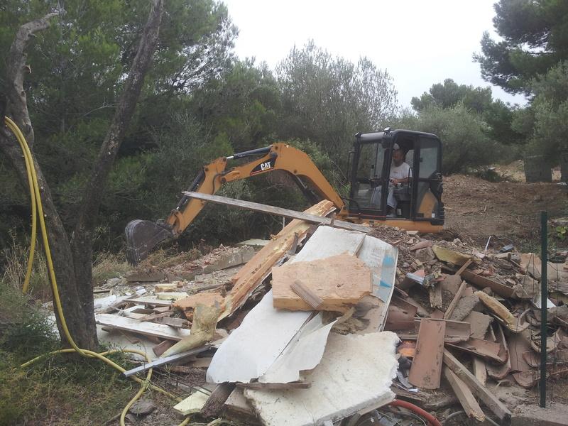 """La """"Maison de Papa"""". Today : nouvelle machine ... eh oui encore une ... 2013-017"""