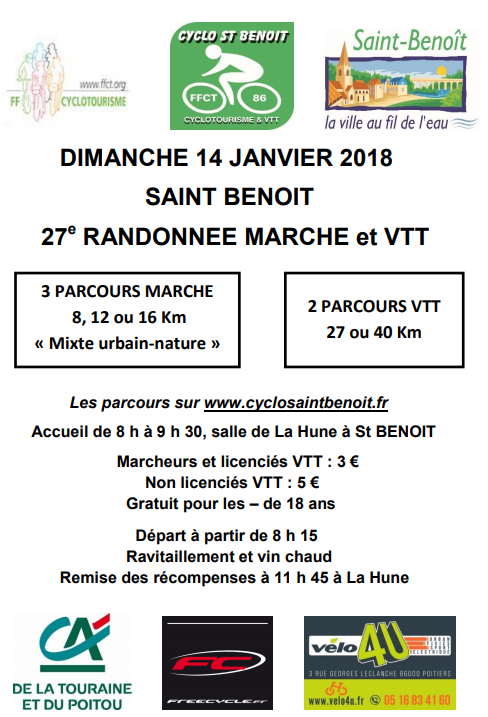 Saint Benoit (86) 14 Janvier 2018 Screen10