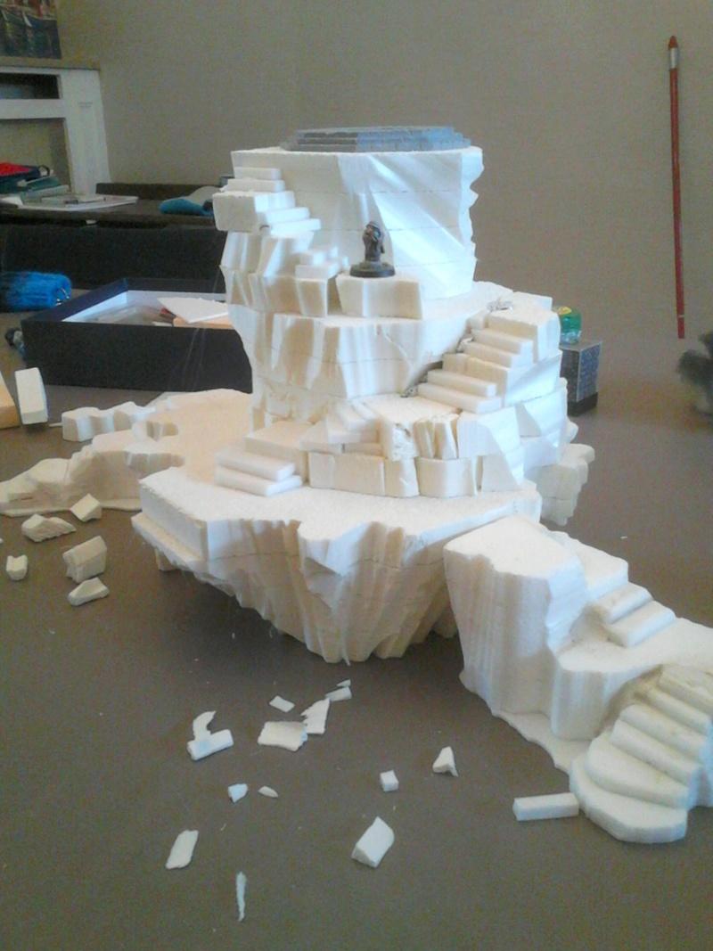 [Frostgrave] Galerie de Masp : décor temple du chaos GW Dsc_1211