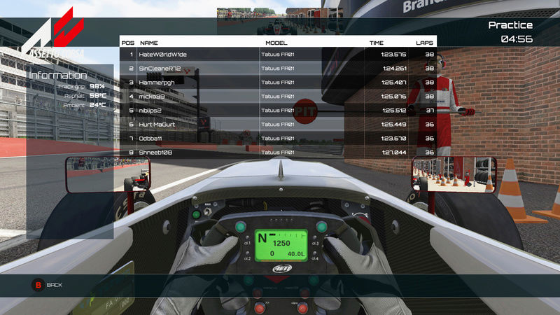 Championship Standings: Formula Abarth E9fb1810