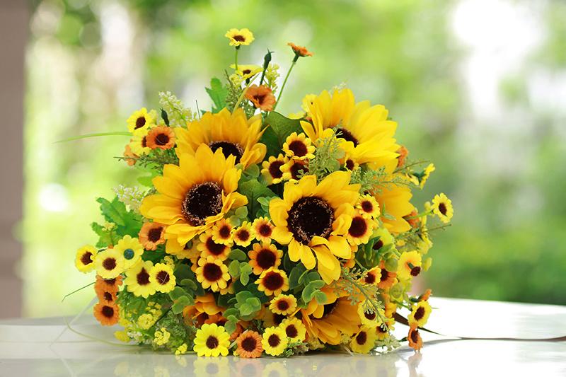 Suncokreti-sunflowers - Page 27 Bouque11