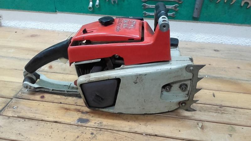 Stihl 041 av  electronic    15082621