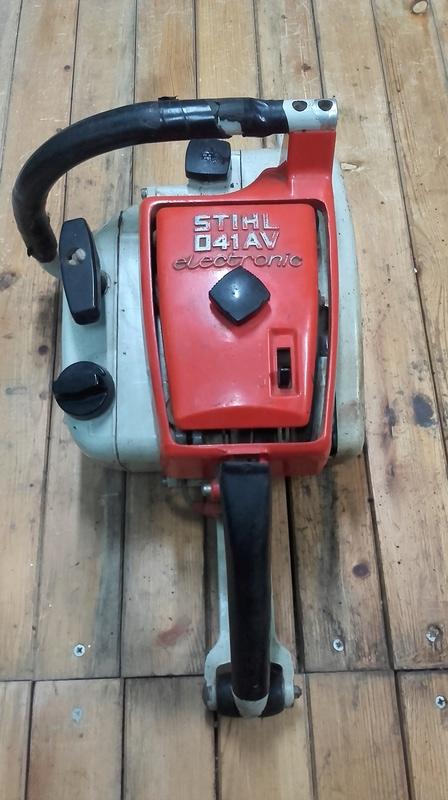 Stihl 041 av  electronic    15082623