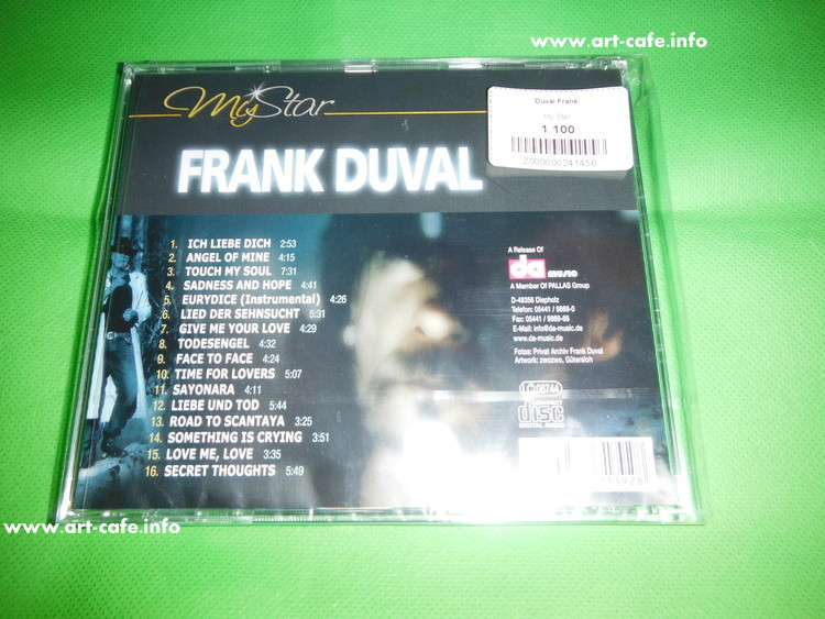 Frank Duval Project Q - Новый проект Франка Дюваля! - Страница 20 Duval-11