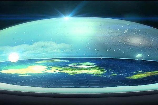 Необычные научные теории и сенсации! Flat-e10