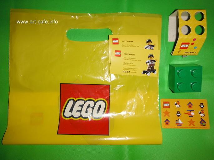 Бонусные и дисконтные пластиковые карты - коллекционирование (Bonus and discount cards - collecting)) - Страница 5 Lego10