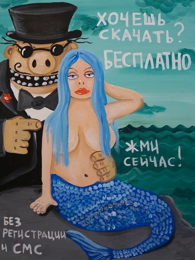 Культурный креатив современной жизни Lozkin13