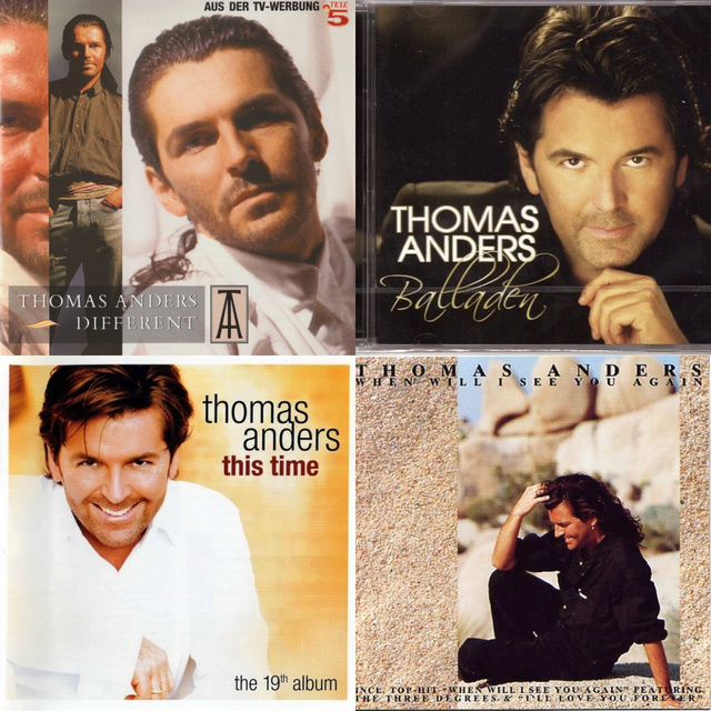 Modern Talking (Dieter Bohlen, Thomas Anders, etc.) - Page 6 Thomas10