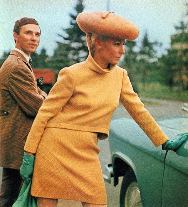 Мода, стиль, красивая одежда - Страница 2 Zayzev13