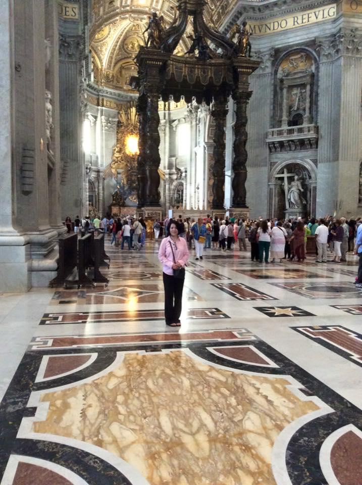 Du Lịch Ý Vatica11