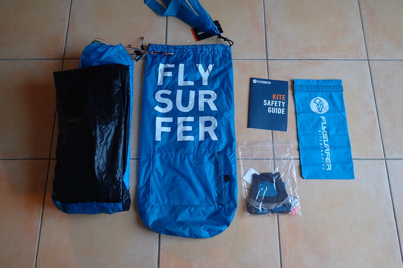 [Test] Flysurfer Peak 4 Pc010210