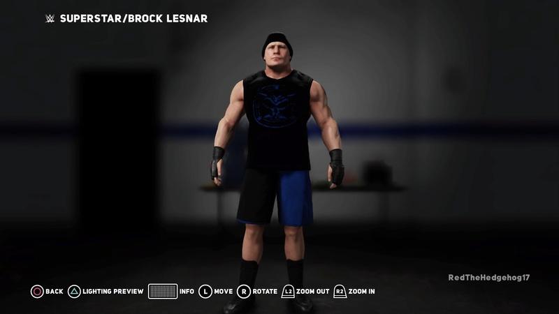 WWE 2K18 Universe Mode Custom Attires Wwe_2k42