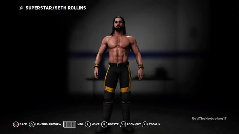 WWE 2K18 Universe Mode Custom Attires Wwe_2k48
