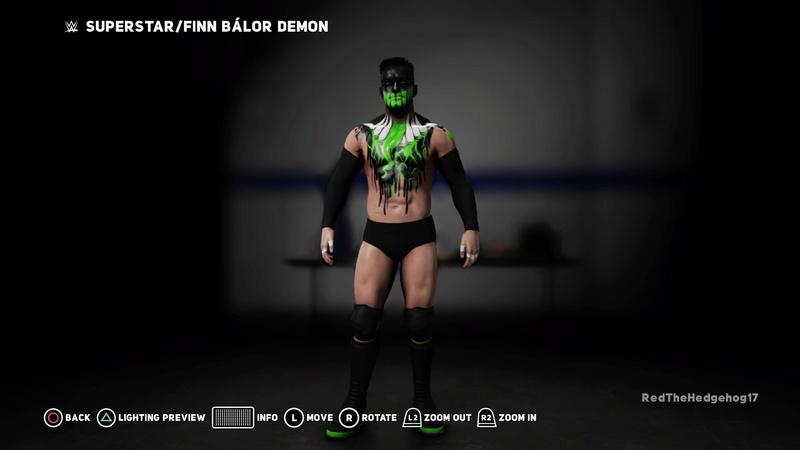 WWE 2K18 Universe Mode Custom Attires Wwe_2k50