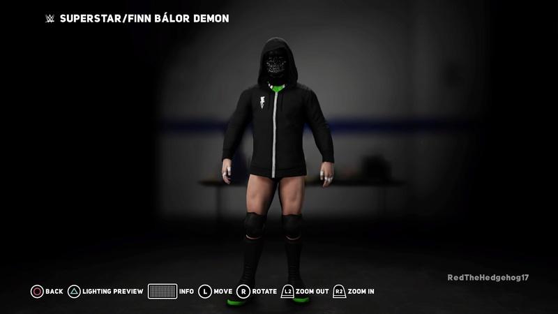 WWE 2K18 Universe Mode Custom Attires Wwe_2k51