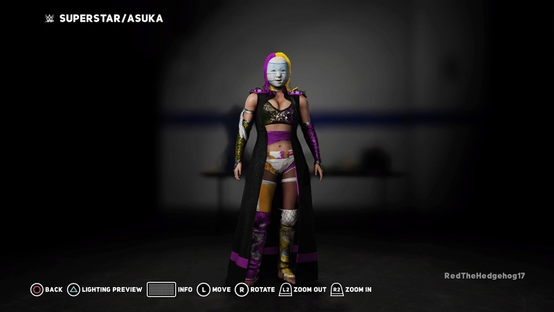 WWE 2K18 Universe Mode Custom Attires Wwe_2k53