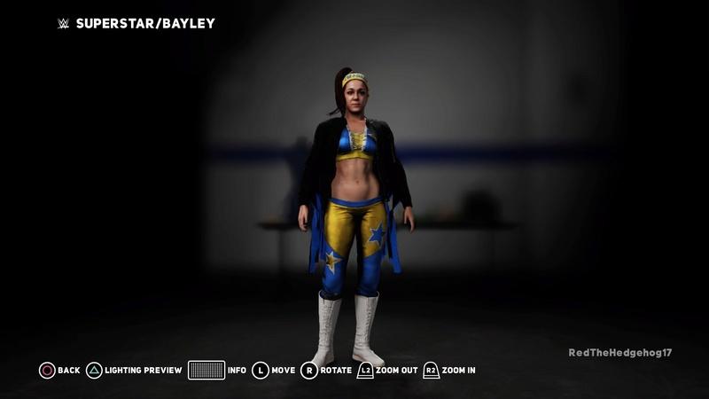 WWE 2K18 Universe Mode Custom Attires Wwe_2k54