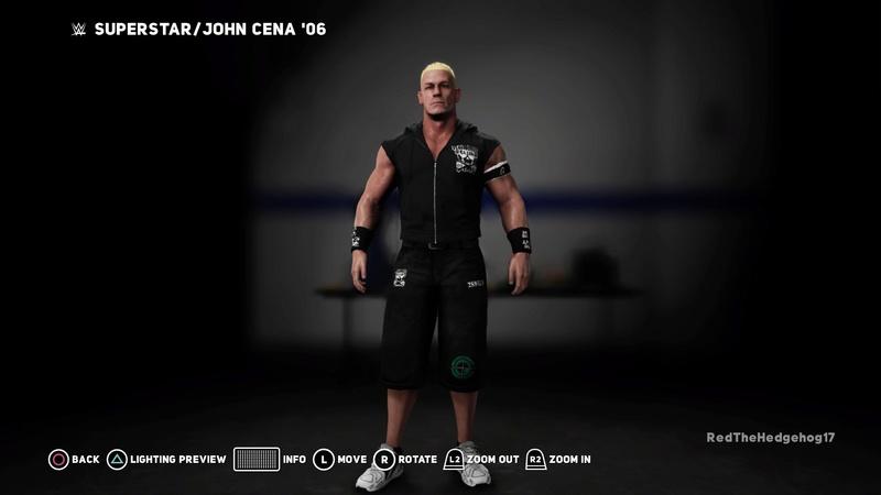 WWE 2K18 Universe Mode Custom Attires Wwe_2k61