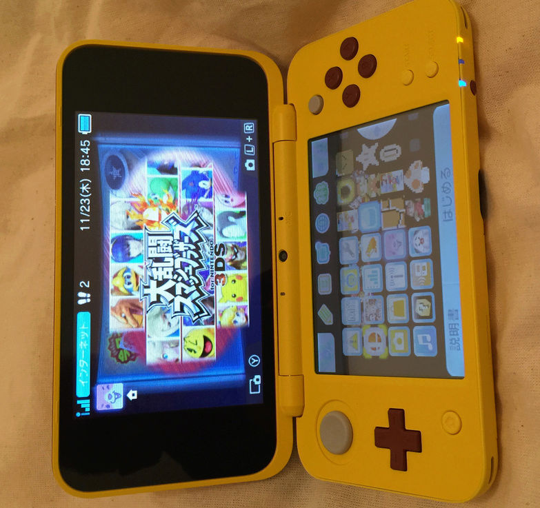 Nintendo 3DS [LE TOPIK OFFICIEL] Pika210