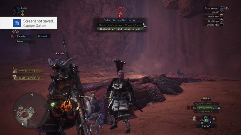 Monster Hunter World Screenshots Thread! Monste16