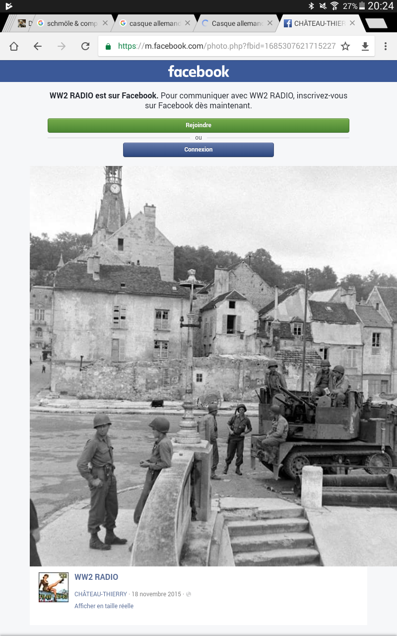 Château thierry 1944 Screen10