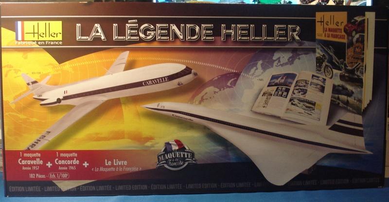 [HELLER] La légende HELLER ( coffret des 60 ans ) -1/100e  ref 52324 Dsc06654