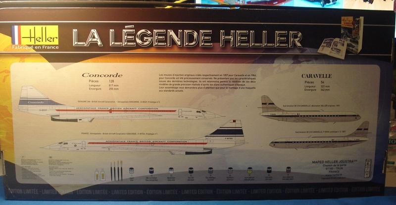[HELLER] La légende HELLER ( coffret des 60 ans ) -1/100e  ref 52324 Dsc06655