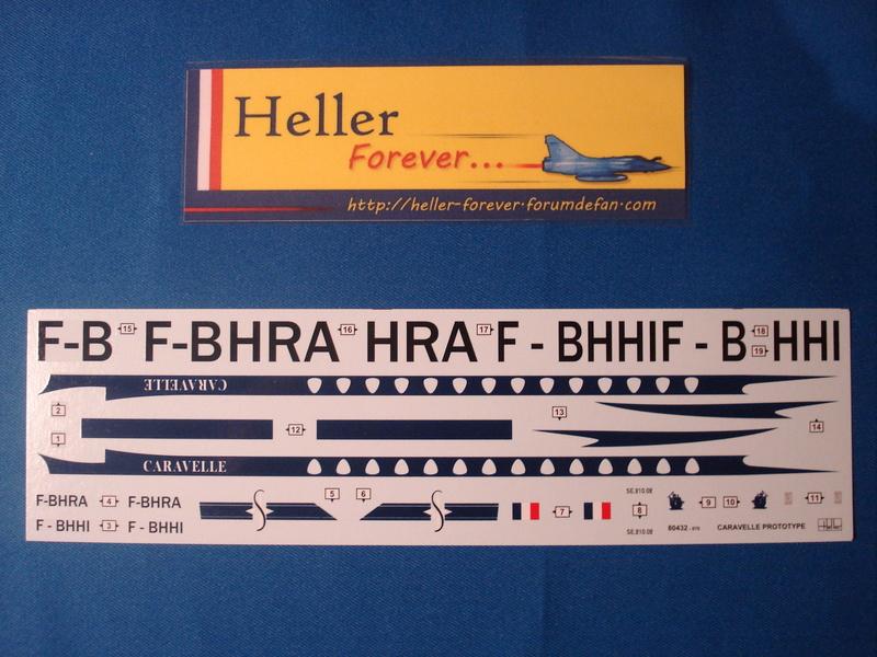 [HELLER] La légende HELLER ( coffret des 60 ans ) -1/100e  ref 52324 Dsc06663