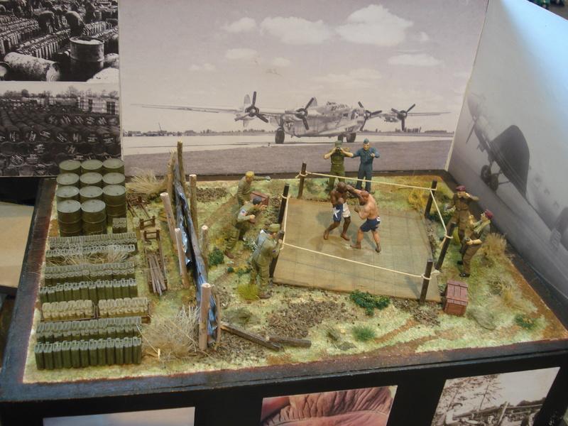 Images de l'exposition maquette de CRULAI(61) le 7 et 8 avril 2018  - Page 2 Dsc07093
