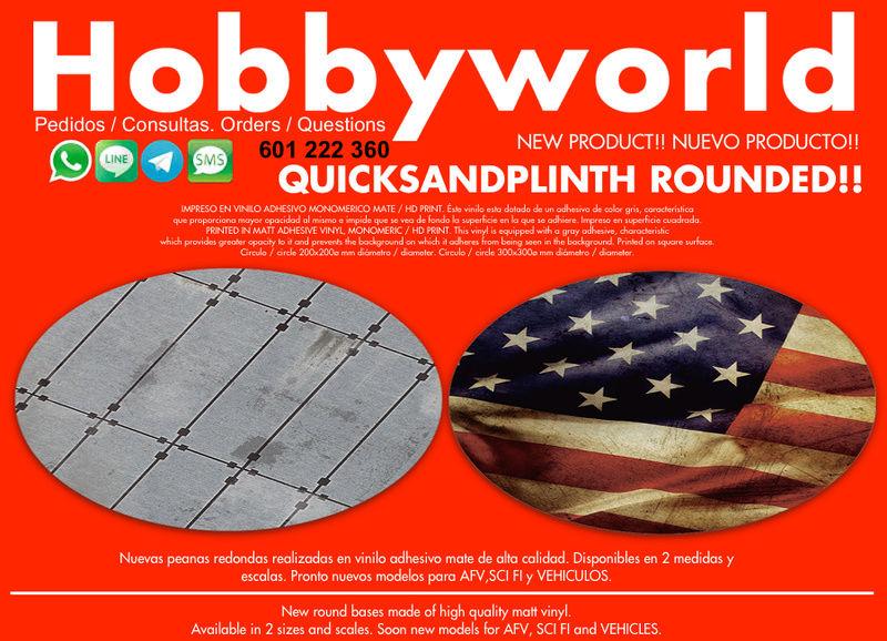 [Hobbyworld] : socle diorama  imprimé  pour maquettes - Page 2 Mailde10