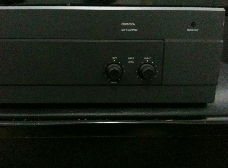 NAD 2600 PE power amp (SOLD) Nad26011