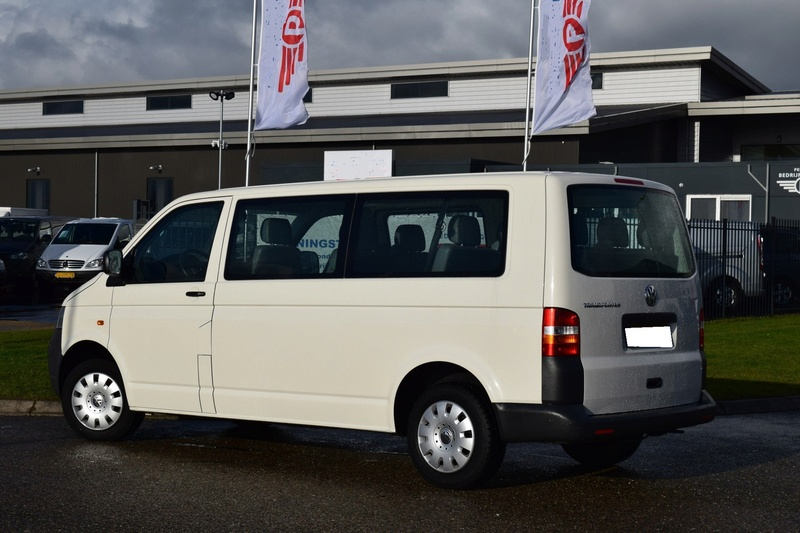 MINIBUS LONG 1.9 TDI 51000 KMS !!!!!!  origine !!! 9 places 01/2007 312
