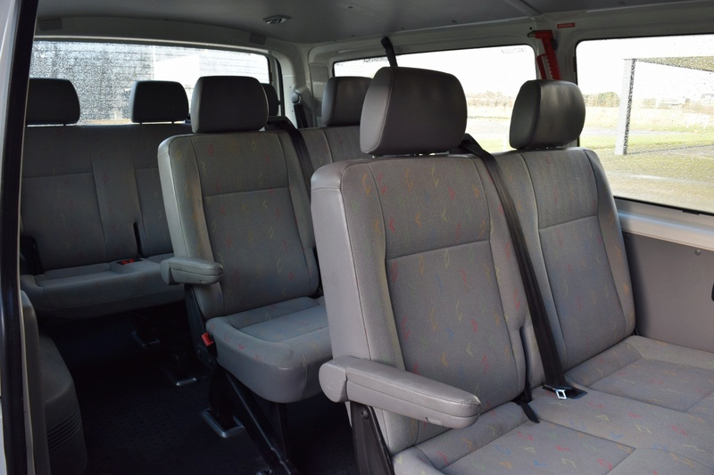 MINIBUS LONG 1.9 TDI 51000 KMS !!!!!!  origine !!! 9 places 01/2007 613