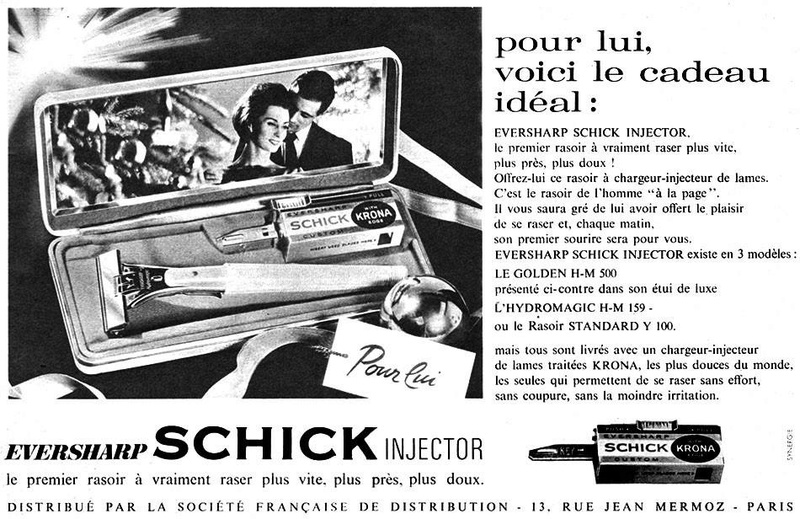 Eversharp  Schick Injector Type I 1955 à 1958 - Page 12 F845d510