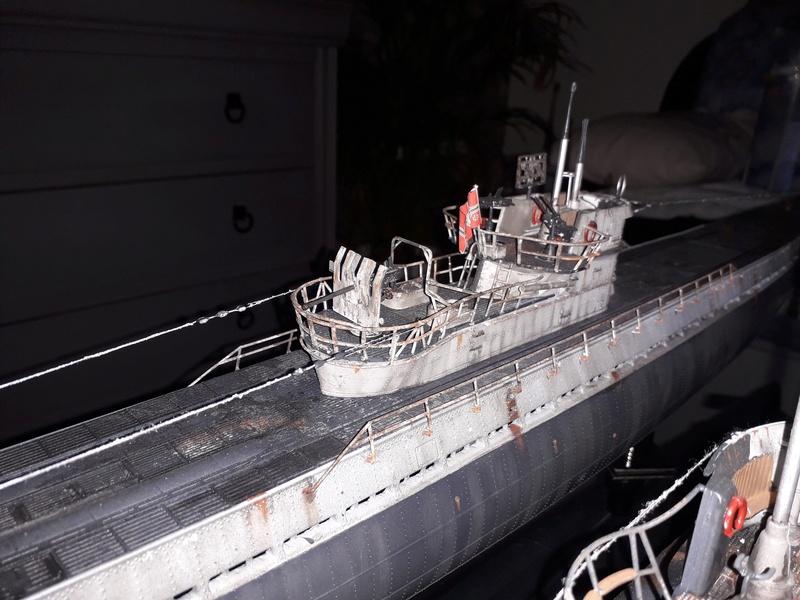 2 u-boots pour le bord de mer. 20180116