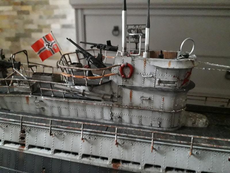 2 u-boots pour le bord de mer. 20180124