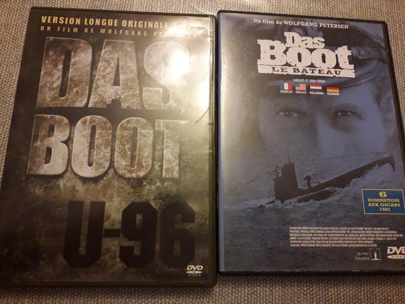 2 u-boots pour le bord de mer. 20180139