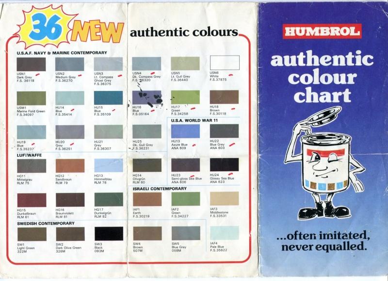[HUMBROL 1972] Catalogue 1972 Img91410