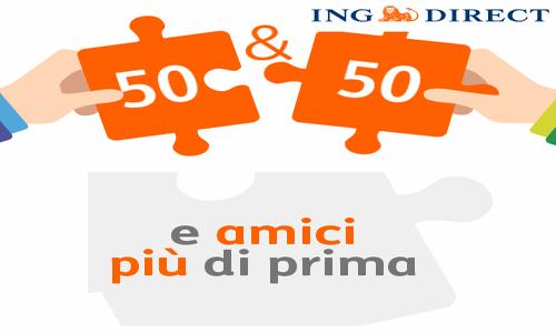 CONTO CORRENTE ARANCIO regala € 50 al PRESENTATO ed € 50 al PRESENTATORE [promozione scaduta il 31/05/2019] - Pagina 2 Ing_di10