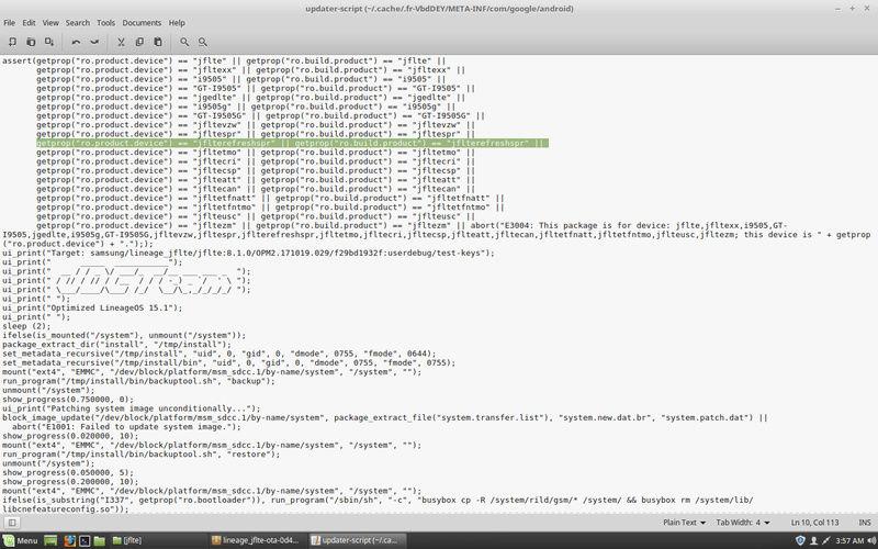 Optimized-Lineage-15.1.0-jflte-20180406.zip  Screen44