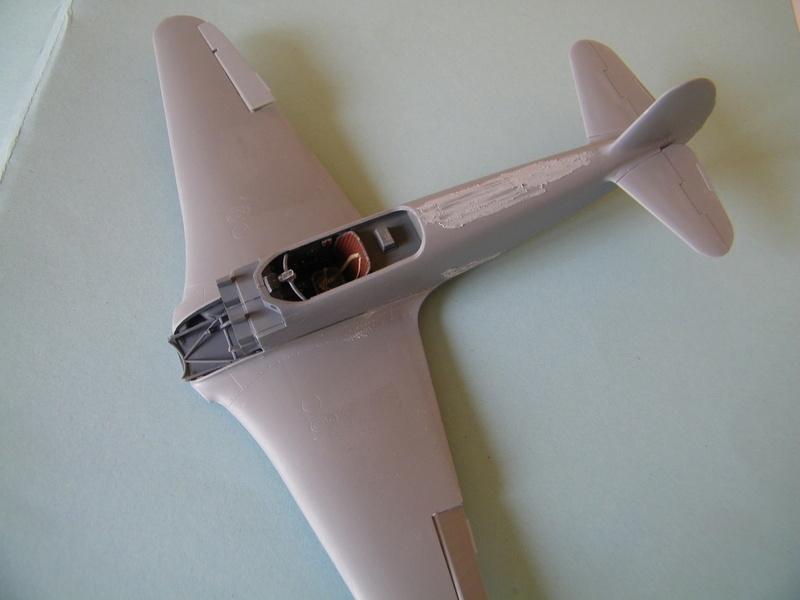 Yak 3 de Zvezda au 1/48e 100_5635