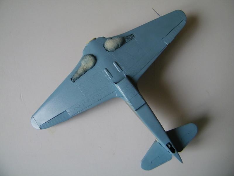 Yak 3 de Zvezda au 1/48e 100_5645