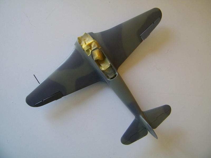 Yak 3 de Zvezda au 1/48e 100_5710