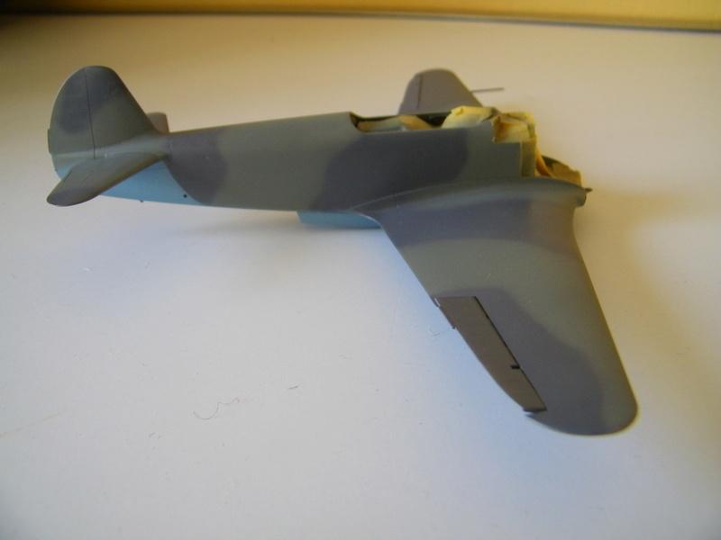 Yak 3 de Zvezda au 1/48e 100_5712
