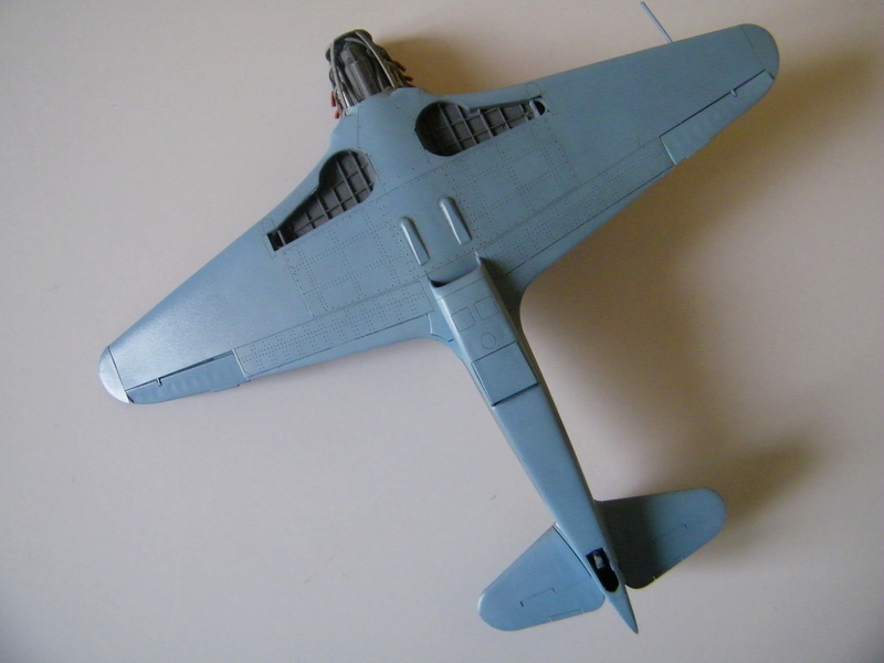 Yak 3 de Zvezda au 1/48e 100_5713