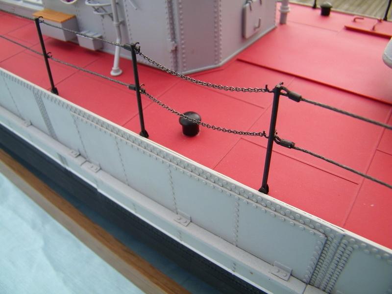 Russian gunboat Bk 1124 au 1/20e sur plan  - Page 8 100_5919