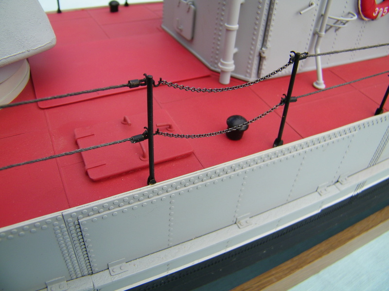 Russian gunboat Bk 1124 au 1/20e sur plan  - Page 8 100_5921